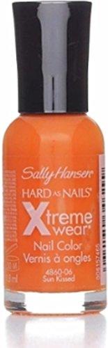 Sally Hansen Hard as Nails Xtreme Wear, Sun Kissed, 0.4 Fluid Ounce