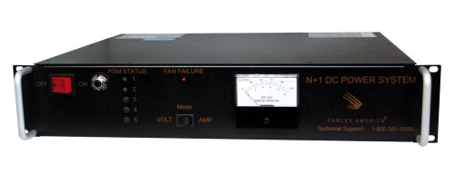 Samlex America SEC-100BRM Rack Mount Supply with Backup, 100 Amp ()