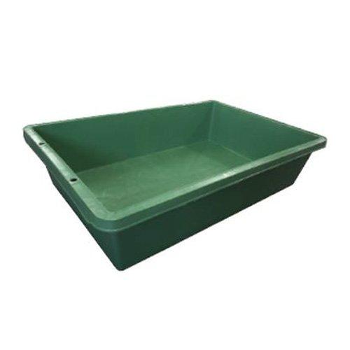 安全興業 プラ箱 80 緑 ×4 B011KNCC9C