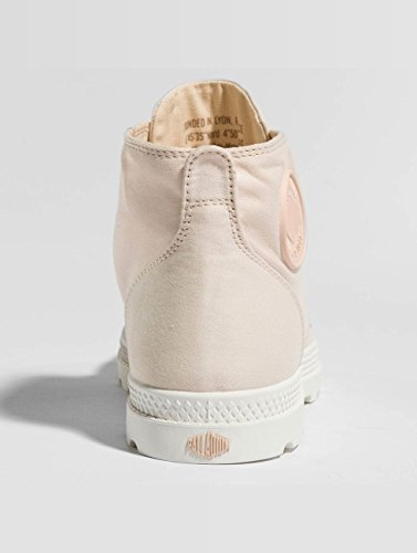 Palladium Baskets Hautes Canvas Rose Free Pampa Femme tZTqOWrwt