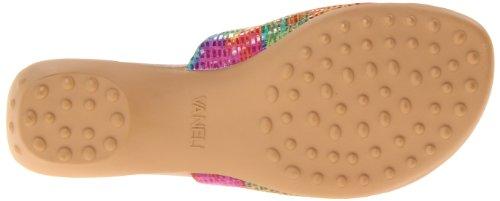 Multi Print Tallis Women's Fuchsia Blix Squama VANELi Sandal TURwt8xq