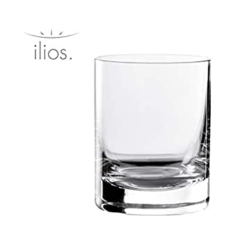 ilios whiskybeker nr. 8, 6 stuks