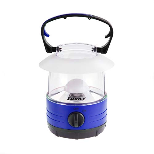 Dorcy LED Bright Mini Lantern 70 Hour Run Time, Assorted -