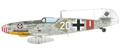 Eduard Kit 1:48 Profipack - Bf109G-6 Late Series Re-Edition from Eduard
