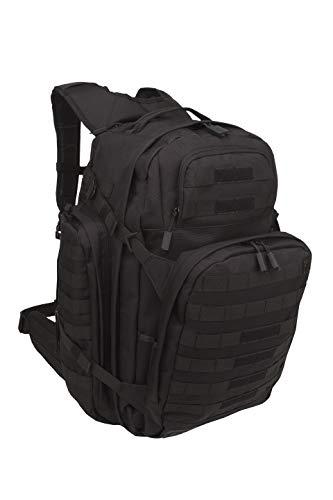 SOG Barrage Tactical Internal Frame Backpack, 64.3-Liter Storage, Black