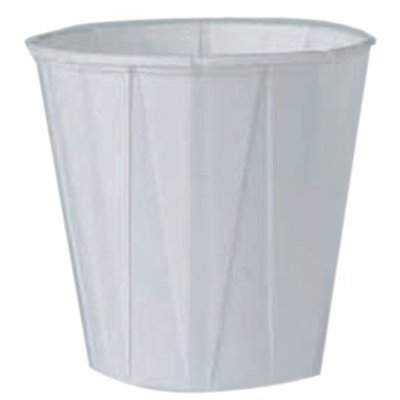 Pleated Paper Water Cups - cup water paper 3-1/2 by SOLO Cup Company