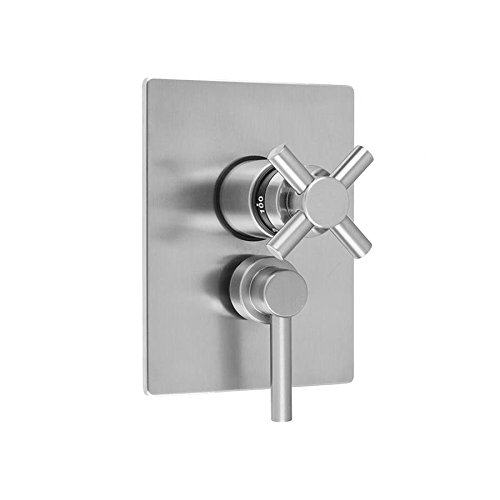 Jaclo T6530-TRIM-PCH Therm Contemporary Crs/Lever Trim, 1/2'', Polished Chrome by Jaclo