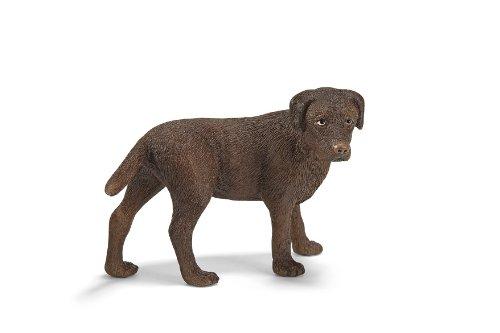Schleich Female Labrador Toy Figure