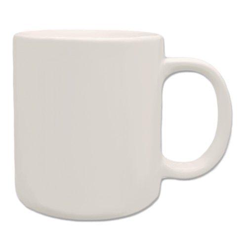 4 Pack - 19 Ounce Big Daddy White - Jumbo Ceramic Mug (Ceramic Mug Jumbo)