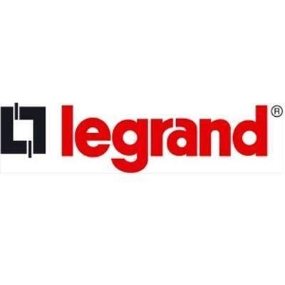 Plugmold 3' Steel Power Strip by Legrand