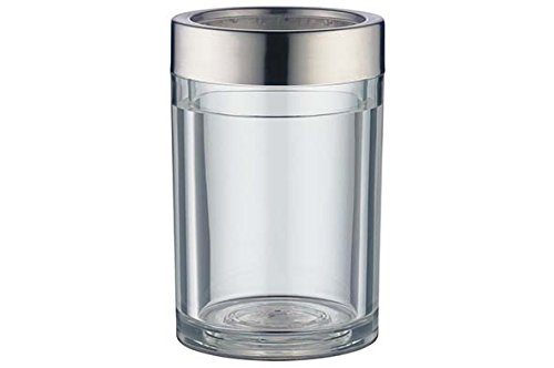 Kaiser Alfi 30355010000 Crystal Bottle Chiller Clear - Chiller Bottle Crystal