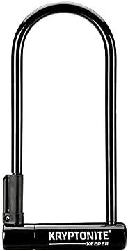 Kryptonite Keeper Mini-6 Bicycle U-Lock with Bracket