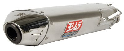 Yoshimura RS-5 Slip-On Muffler Stainless/Alum for Polaris Outlaw 450 MXR 525 S