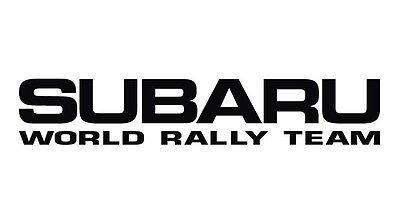 Amazoncom Subaru World Rally Team Vinyl Sticker Decal Jdm Wrx Sti