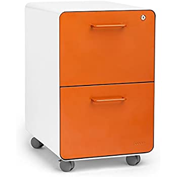 Amazon Com Bisley Two Drawer Steel Home Filing Cabinet