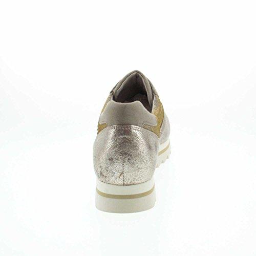 Torba Señoras schlamm de 62 301 la zapatilla deporte mix de Gabor 63 platino intercambiable qzqwF4