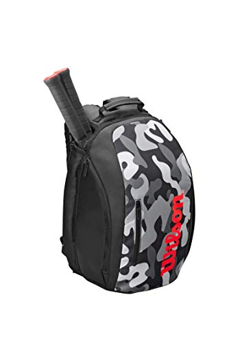 (Wilson Vancouver CAMO Tennis Backpack)