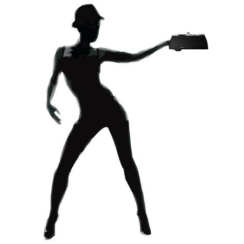 Noir À Main Sac De Femme Caspar Pour Ta309 Soirée wxzq8n