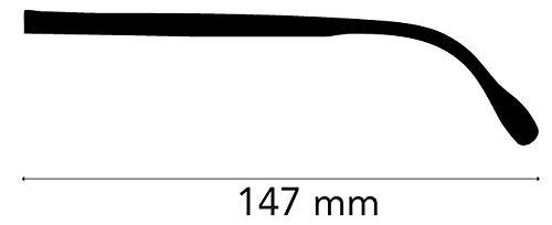 miroir Sunrise soleil protection miroités Femme 3 effet protection Tradition verres étui anti pour Noir et choc Miror UV correction Lunettes sans de catégorie de Homme vintage Read Loop avec txYq6P0