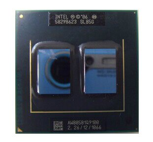 (Intel Core 2 Quad Q9100 SLB5G 2.26GHz 12MB Mobile CPU Processor Socket P 478-pin )