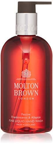 Molton Brown Molton Brown Festive Frankincense & Allspice Fine Liquid Hand Wash, 10 Fl Oz