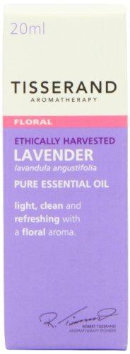 Ethically Harvested Essential Oil (Tisserand Lavender Ethically Harvested Essential Oil 20 ml by Tisserand)
