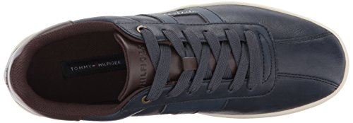 Tommy Hilfiger Mens Lyor Shoe, Navy, 11 Medium Us