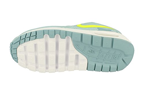 Nike Air Max Zero Essential GS Running Trainer 881229 Sneakers Schuhe (uk 4 us 4,5Y eu 36,5, gletscherblau volt wei? 400)
