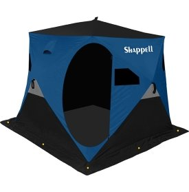 Shappell Wide House 6500 Ice Fishing Shelter by Shappell