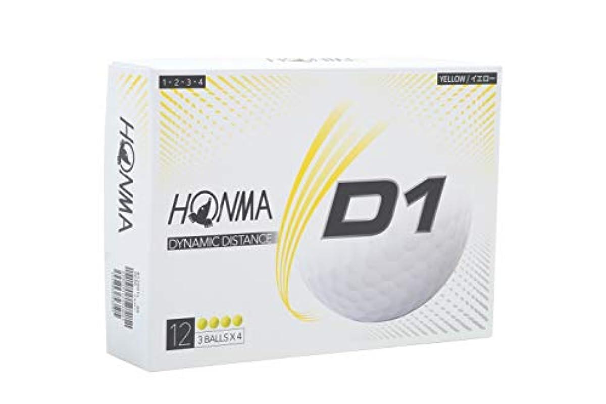 [해외] 혼마 골프 HONMA 골프 볼 D1
