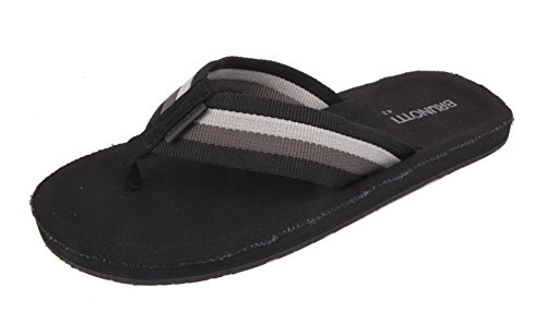 Brunotti Zehentrenner hightide men slipper soir
