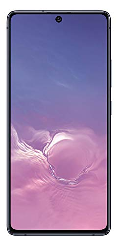 Samsung Galaxy S10 Lite New Unlocked Android Cell Phone, 128GB of Storage, GSM & CDMA Compatible, Single SIM, US Version…