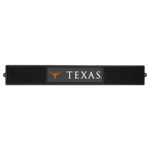 FANMATS NCAA University of Texas Longhorns Vinyl Drink Mat ()