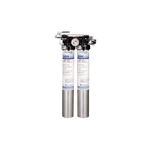 Scotsman SSM2-P Water Filter Assembly twin system for cubers over 650 lb & up to by Scotsman