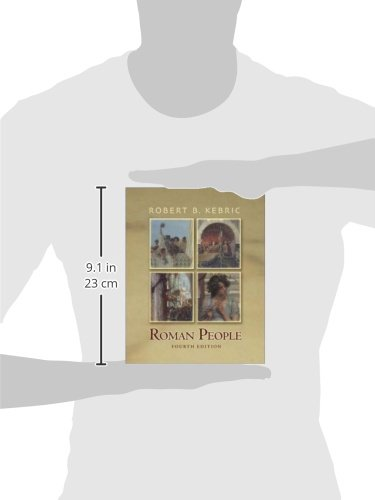 Roman People by McGraw-Hill Humanities/Social Sciences/Languages