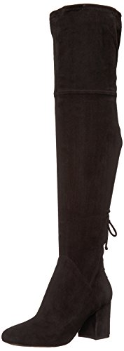 Aldo Women's ADESSI_W Over The Knee Boot, Black, 11 B US by Aldo