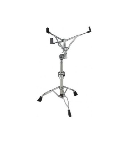 - Stagg LSD-50 Double Braced Snare Drum Stand with 2-Turn Lock System - Chrome
