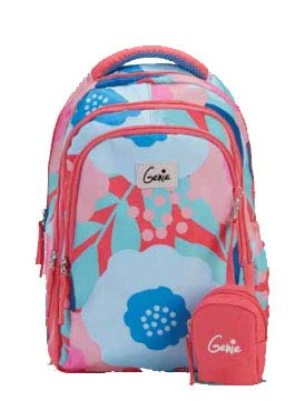 Genie Hannah 15 Pink School Bags Latest Collection