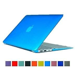 HC- Nuevo caso de la cubierta dura cristalina Appson ® para MacBook Air de 11,6 pulgadas (varios colores) , Azul Oscuro