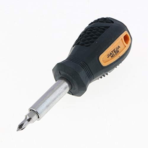 電話のラップトップのための32pcs精密ドライバー修理用具の止めねじビット - ショートハンドル