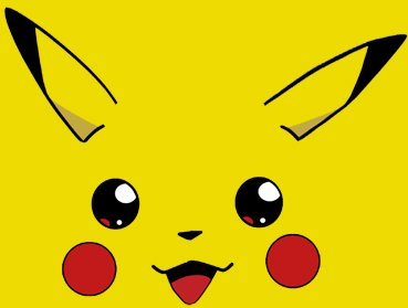 Camiseta-Pokemon-Pikachu-Face