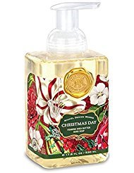 Michel Design Works Scented Foaming Hand Soap, Christmas Day Design Soap