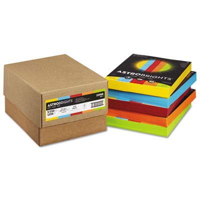 WAU22998 - Astrobrights Colored Paper