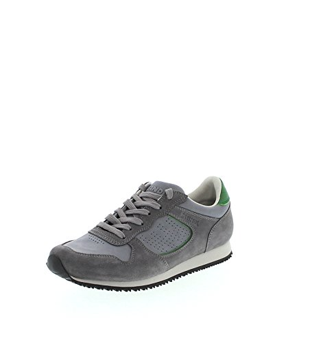 Meindl Tokio Herren Spostschuhe, Schnuerschuhe grau/gruen, 680313-9 Grey/Green