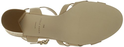 Haan Cole Jianna Nudo Mid Women's Pelle Dress Sandalo In RHHUqwd