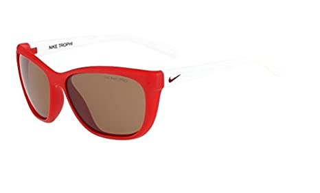 7879ccbba1 Amazon.com  Nike Vermillion Lens Trophi Sunglasses