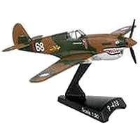Daron Worldwide Trading P-40 Warhawk Hell's Angels 1:90 Vehicle