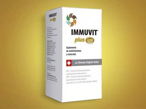 MIMMUVIT-PLUS-Q10-MULTIVITAMIN-WITH-TWO-EXCERPTS-ORIGINAL-GINSENG by IMMUVIT-PLUS-Q10-