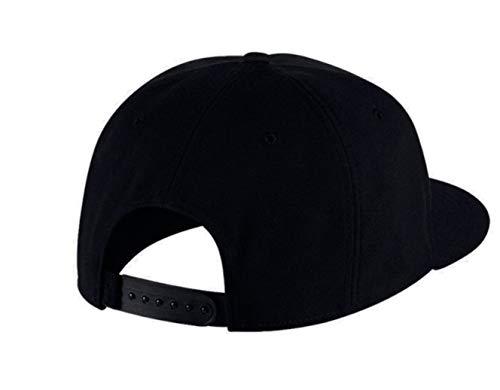 4c2b9ce0 SHOPUS   NIKE Sportswear Air Force 1 Men's True Cap Hat Black ...