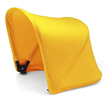 Amazon.com: Bugaboo Fox toldo en amarillo amanecer: Baby